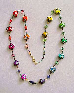 Just for fun polymer clay jewelry by dotty calabrese page 3 for Jewelry just for fun